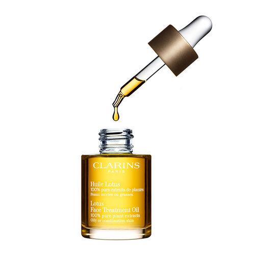 "Lotus Face Treatment Oil ""Oily/Combination Skin"" 30 ml"