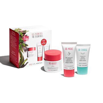 The My CLARINS essentials set