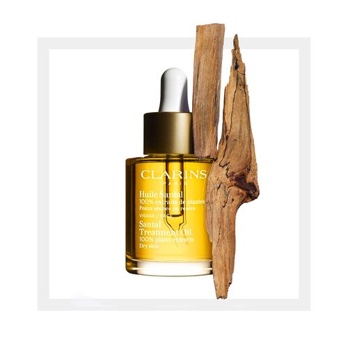 "Santal Face Treatment Oil ""Dry Skin"""