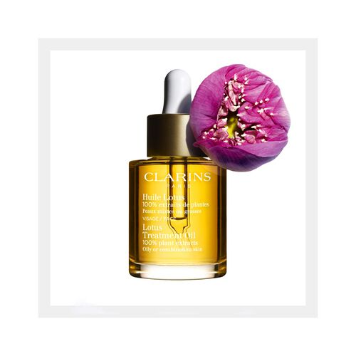 Lotus Oil – Combination to oily skin