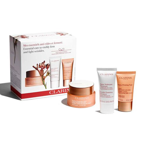 My anti-wrinkle and firming essentials set