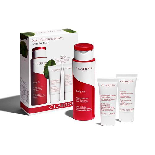 Body beauty toning essentials set