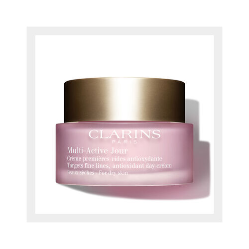 Multi-Active Day Cream - Dry Skin