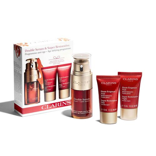 Double Serum & Super Restorative set