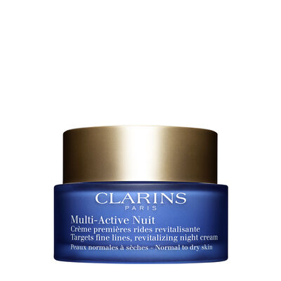 Multi-Active Night - Normal to Dry Skin