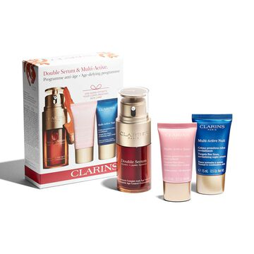 Double Serum & Multi-Active set.