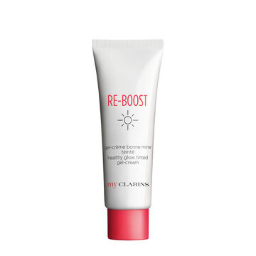 My Clarins RE-BOOST Tinted Healthy Glow Gel-Cream