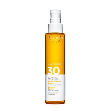 Sun Care Body Oil-in-Mist UVA/UVB 30