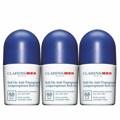 ClarinsMen Antiperspirant Deo Roll-On Pack