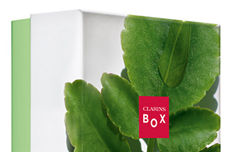 Clarins Love Nature Box