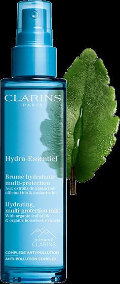 Hydra-Essentiel Mist of Organic leaf of life