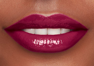 Dark skin tone 02 Intense Plum