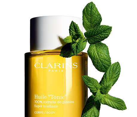Tonic Body Treatment Oil with field mint