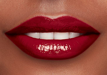 Dark skin tone 08 Intense burgundy