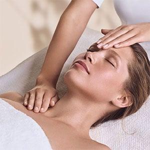 Rebalancing body massage