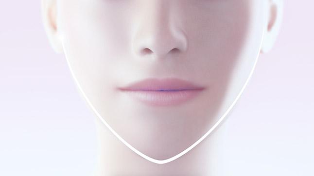 V Shaping Facial Lift Scientific Video