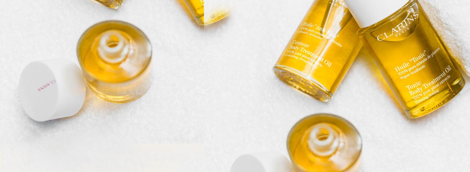 Clarins Oils