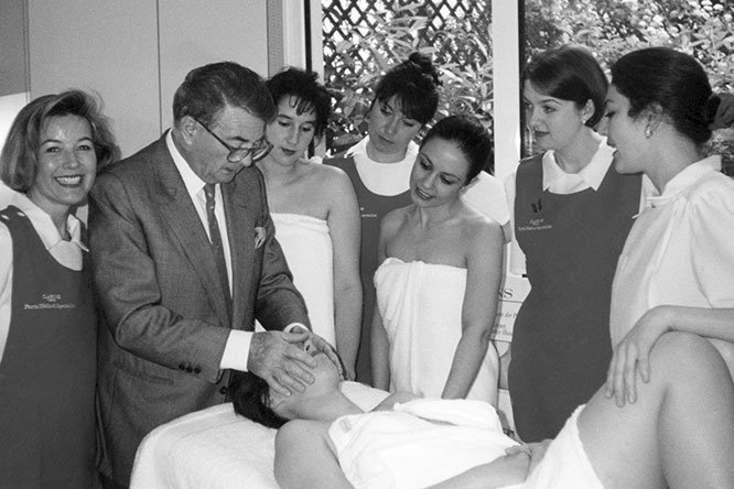 The success of Clarins, which originated in the Institute, is built on listening to women.
