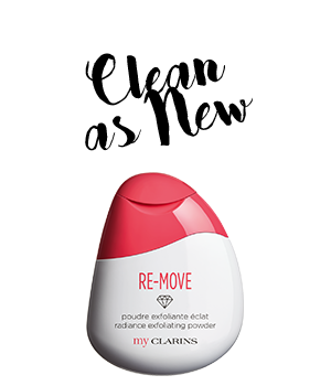 RE-MOVE Radiance Exfoliating Powder