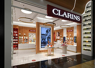 Clarins Boutique & Spa Mall Of Emirates