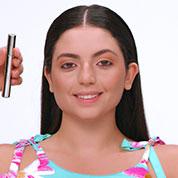 Enhance eyelashes